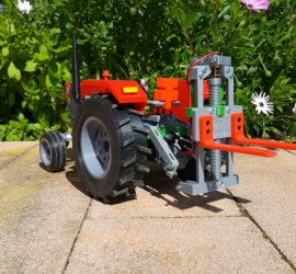 OpenRC Tractor Makit